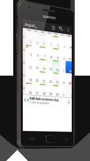 calendar monitoring